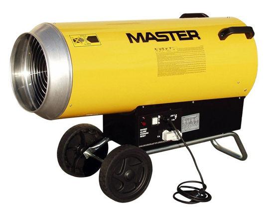 Obrázek BLP 103E - 103 kW - regulace termostatem