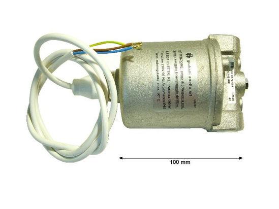 Obrázek Předehřev paliva