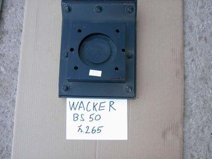 Obrázek Patka pro pěchy Wacker
