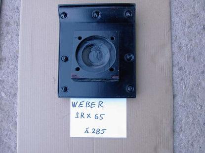 Obrázek Patka pro pěchy Weber