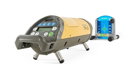 Obrázek Topcon TP-L5A - automatické zacílení