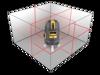 Obrázek CL4 -1 x horizontální, 2 x vertikální 360°