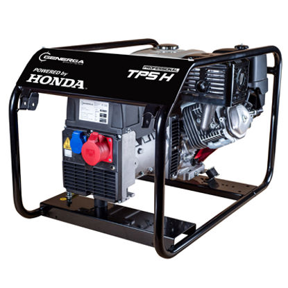 Obrázek TP 5 HE - elektrostart