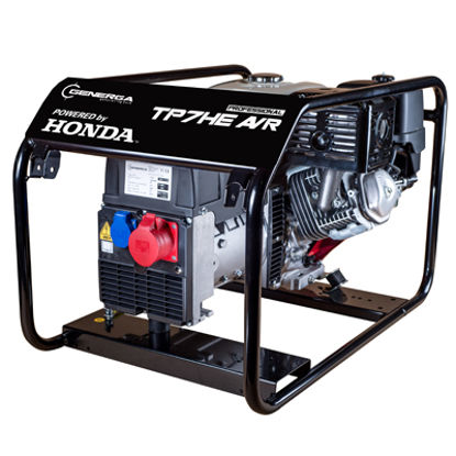 Obrázek TP 7 HE AVR - elektrostart