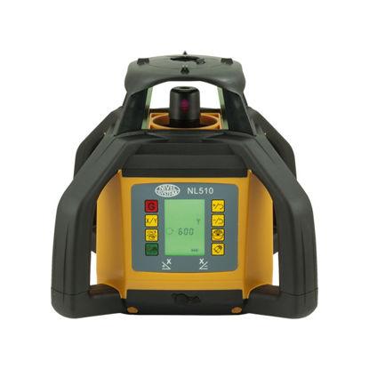 Obrázek Rotační laser NL610 - horizontální a vertikální rovina , LCD displej