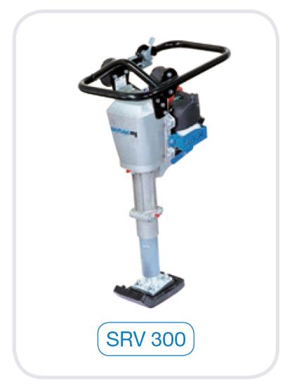 Obrázek Vibrační pěch Weber SRV300 - 32kg