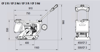 Obrázek Vibrační deska Weber CF2Hd - 83kg