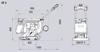 Obrázek Vibrační deska Weber CF3Hd benzín Honda