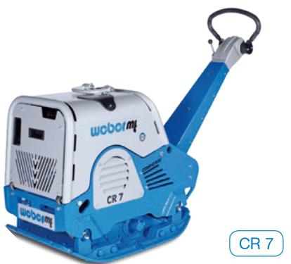 Obrázek Weber CR7 diesel 475kg elektrostart