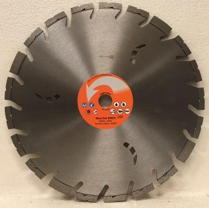 Obrázek NICE CUT - Ø 300 - 500 mm univerzální
