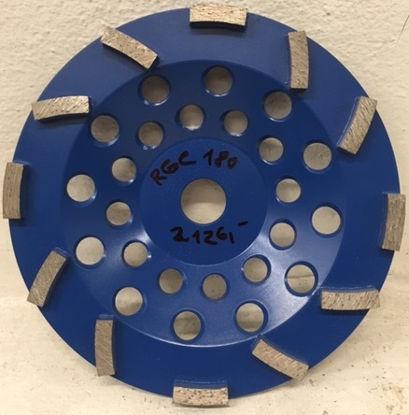 Obrázek Rapid - Ø 125 ,180  beton
