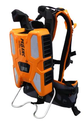 Obrázek Akumulátor a nabíječka pro  SRE300 včetně nosného rámu
