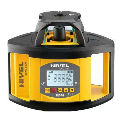 Obrázek pro kategorii Rotační lasery